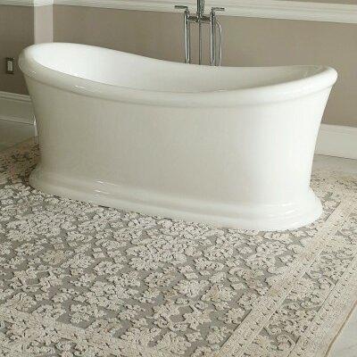 Serene 67 x 30 Soaking Bathtub by Signature Bath