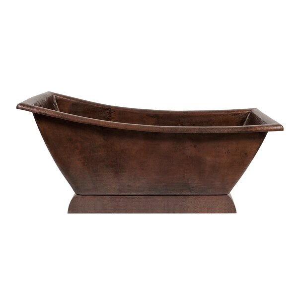 Canoa 67 x 30 Bathtub by Premier Copper Products