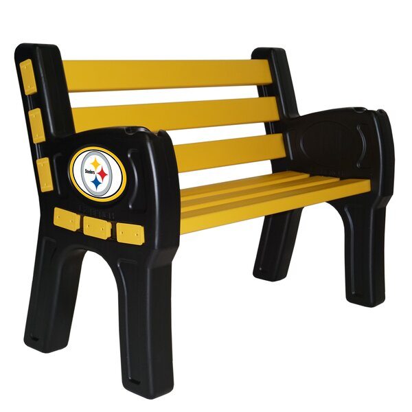 NFL Wooden Park Bench by Imperial International Imperial International