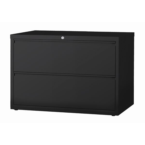Kissena 2 Drawer Lateral Filing Cabinet by Symple Stuff