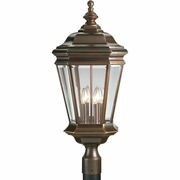 Triplehorn 4-Light Lantern Head by Alcott Hill