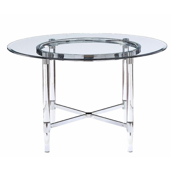 Caples Dining Table by Ebern Designs