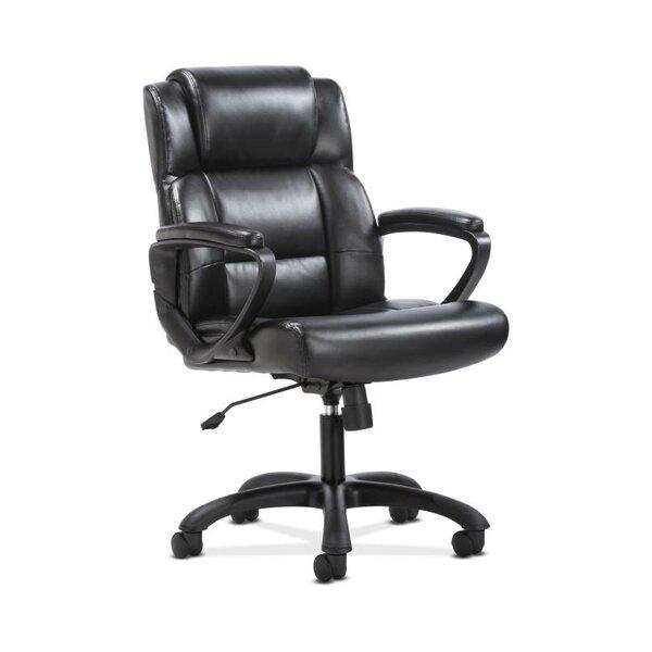 Albie Ergonomic Executive Chair by Symple Stuff