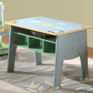 Read Reviews Sunny Safari Kids Arts and Crafts Table ByFantasy Fields