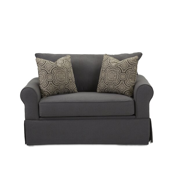 Jacques DreamQuest Sleeper Sofa by Darby Home Co