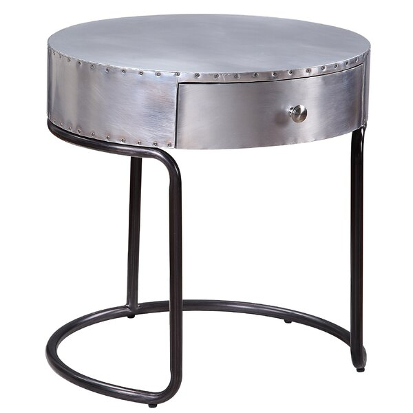 Ferryhill End Table With Storage By 17 Stories