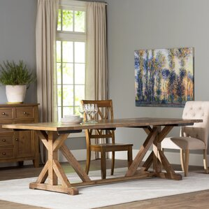 Abbey Dining Table by Lark Manor