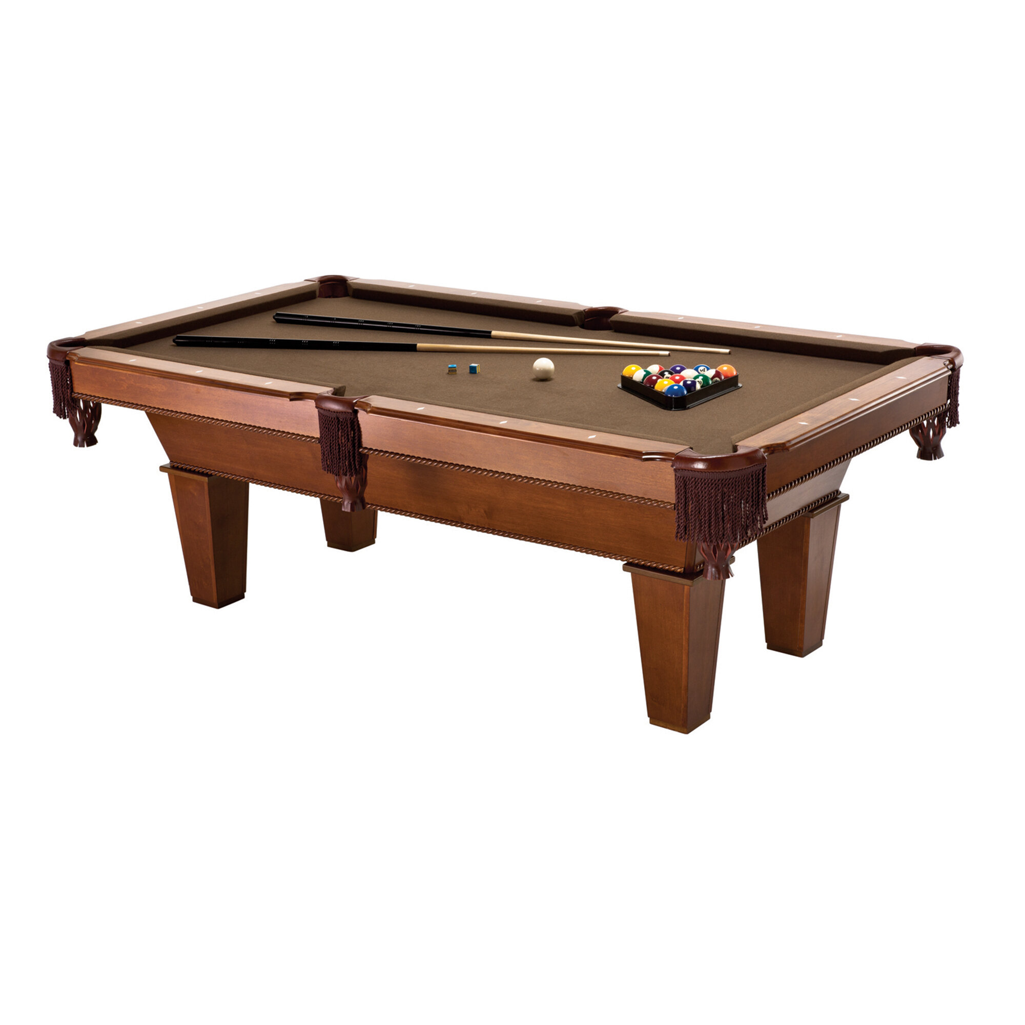 GLD Products Fat Cat Frisco 7u0027 Pool Table U0026 Reviews | Wayfair