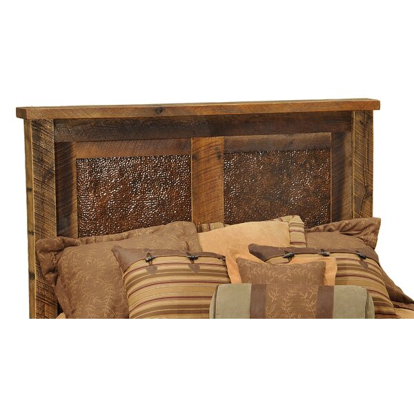 Deridder Panel Headboard by Union Rustic