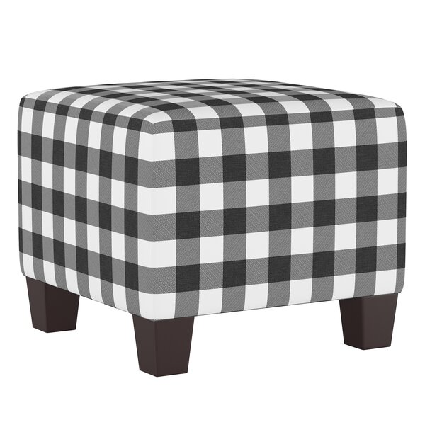 Pirro Square Ottoman by Gracie Oaks