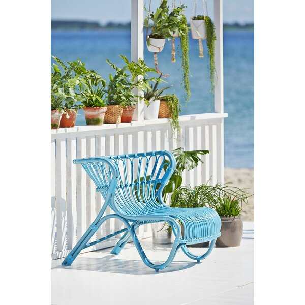 Pinesdale Patio Chair by Bungalow Rose