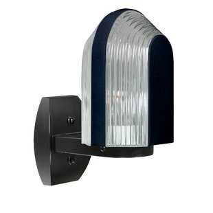 Donnie 1-Light Outdoor Sconce By Latitude Run Outdoor Lighting