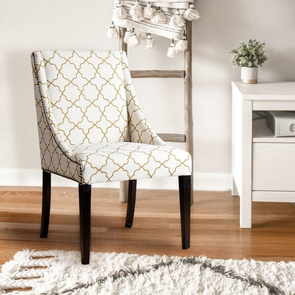 Mounce Upholstered Dining Chair by House of Hampton House of Hampton