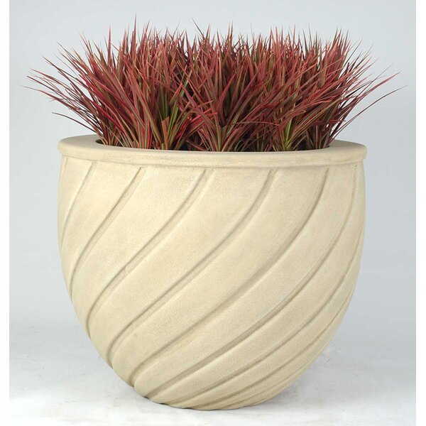 Venus Plastic Pot Planter by Allied Molded Products