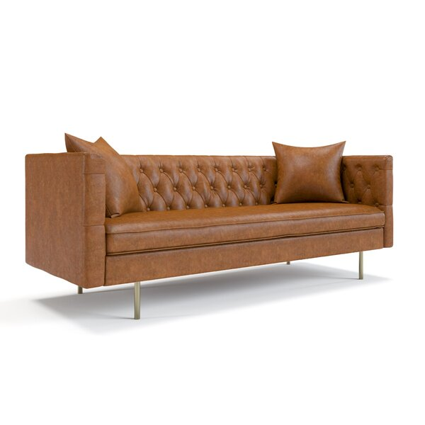 New Chic Justice Sofa by Modern Rustic Interiors by Modern Rustic Interiors