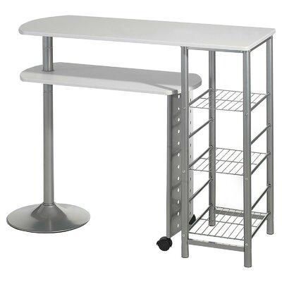 bartische bartisch sets tisch eigenschaften mit regal. Black Bedroom Furniture Sets. Home Design Ideas