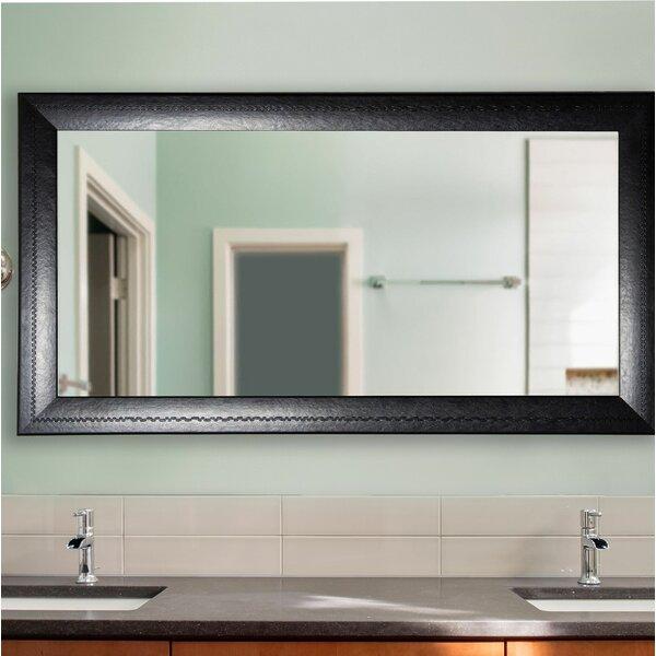 Stitched Bathroom/Vanity Mirror by Rayne Mirrors