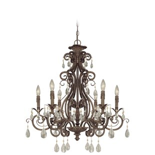 Check Prices Lilliane 6-Light Candle Style Chandelier By Astoria Grand