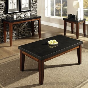 Tilman 3 Piece Coffee Table Set Darby Home Co