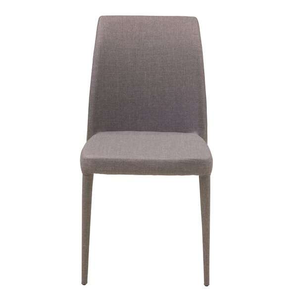 Pavonia Upholstered Dining Chair (Set of 4) by Wrought Studio