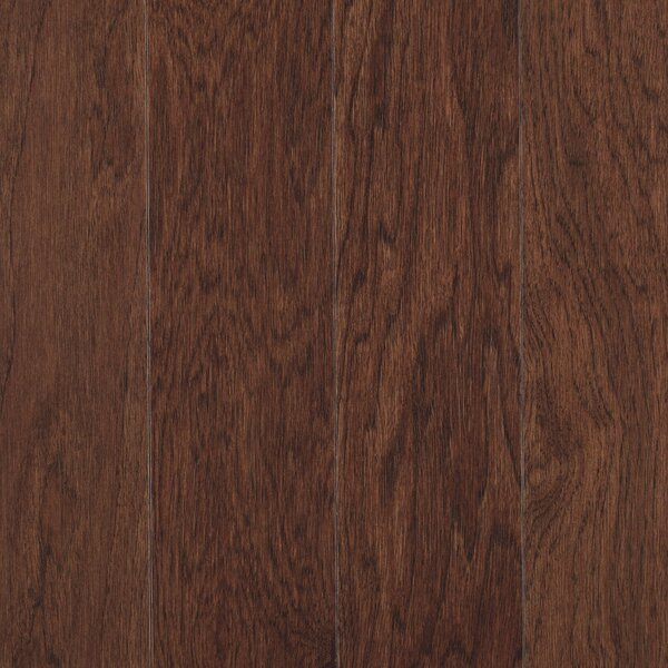 Randhurst 5 Engineered Hickory Hardwood Flooring in Sable by Mohawk Flooring