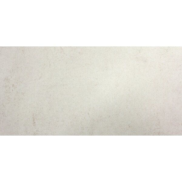 Dimensions Glacier 12 x 24 Porcelain Field Tile in Gray by MSI