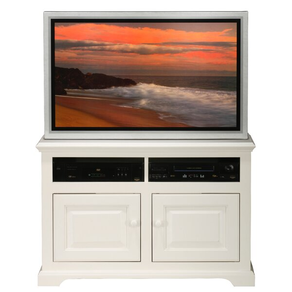 Wentzel Solid Wood TV Stand For TVs Up To 43