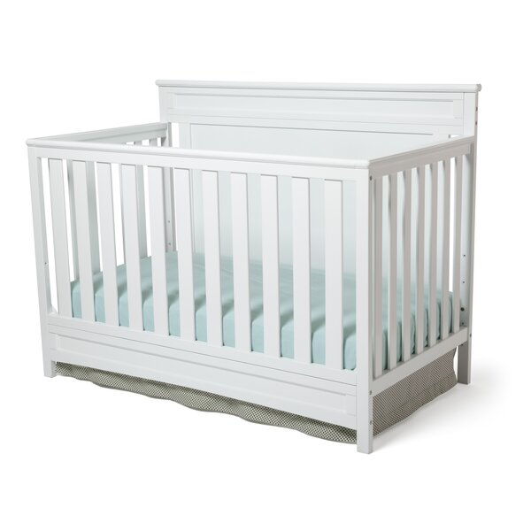Princeton 4-in-1 Convertible Crib by Delta Children