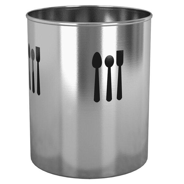 3 Spoons Utensil Crock by Mint Pantry