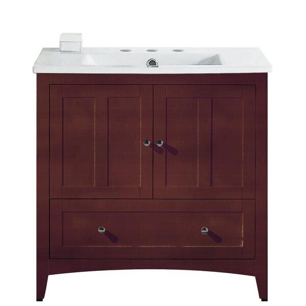 Riordan 36 Single Bathroom Vanity Set by Royal Purple Bath Kitchen