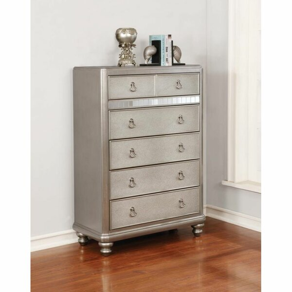 Cuomo 5 Drawer Chest by Everly Quinn