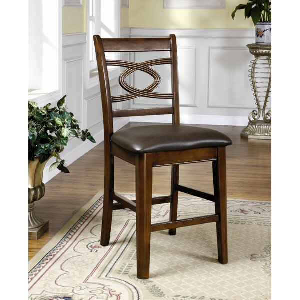 Carlton Solid Wood Dining Chair by Hokku Designs