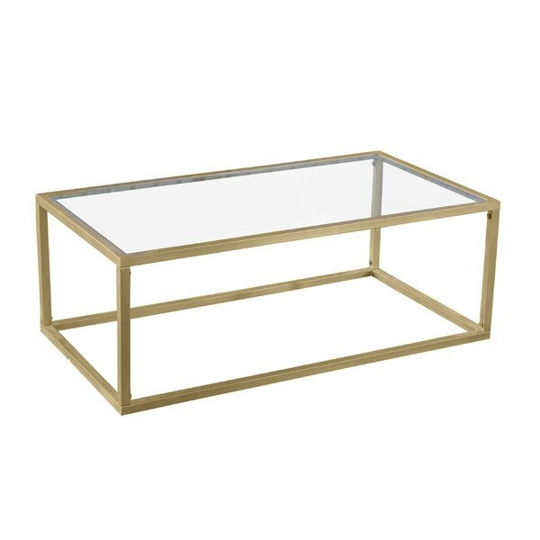 Dalveen Coffee Table by Everly Quinn