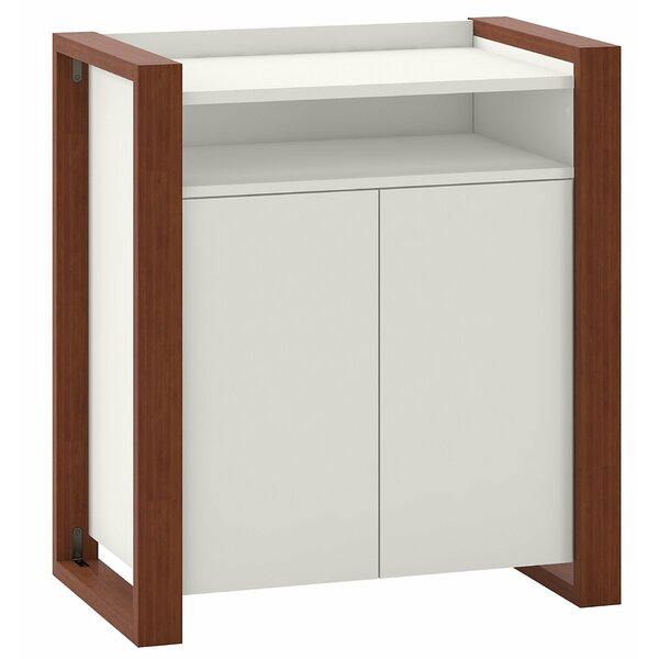 Voss 2 Door Accent Cabinet by Kathy Ireland Home by Bush Furniture Kathy Ireland Home by Bush Furniture