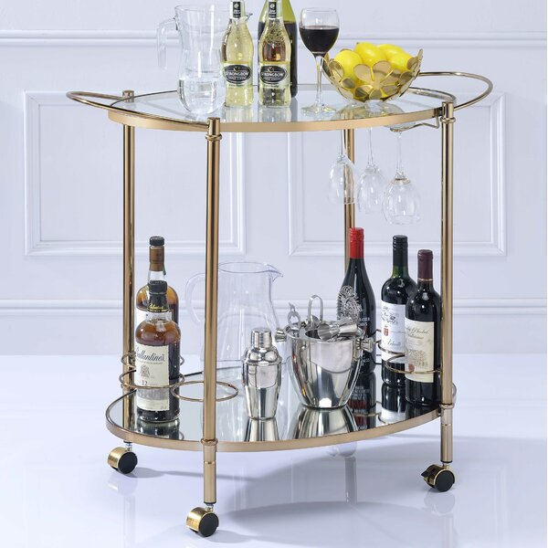 Gaydos Bar Cart by Everly Quinn