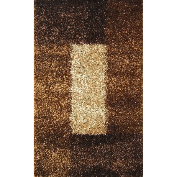 Pearl Cola/Camel Rug by Noble House
