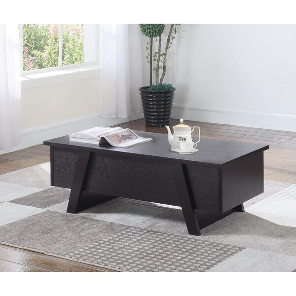 Meader Coffee Table With Storage By Ivy Bronx