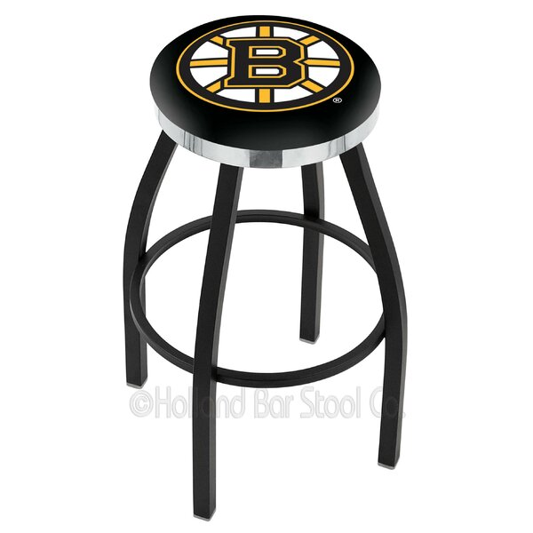 NHL 36 Swivel Bar Stool by Holland Bar Stool