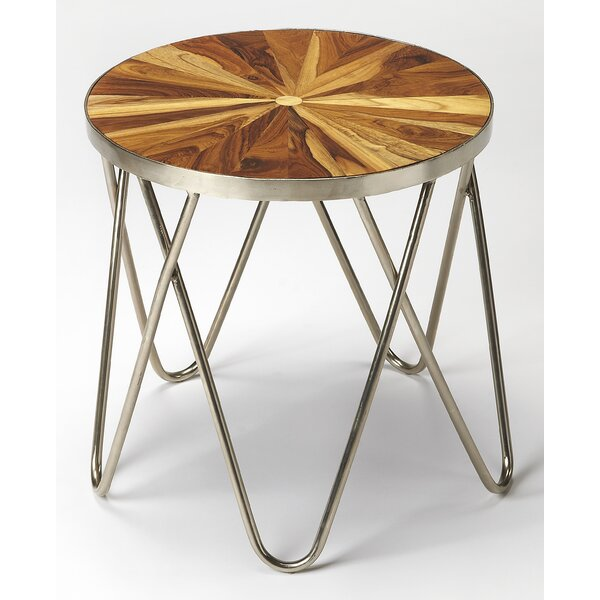 Rubio End Table by Union Rustic