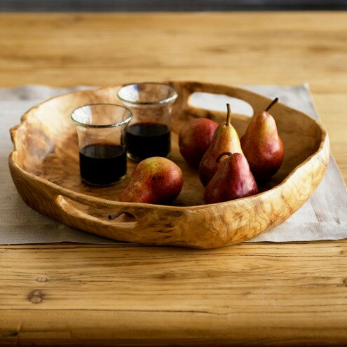 Root of the Earth Platter by VivaTerra