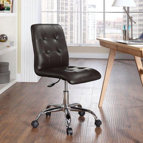 Hofmann Mid Back Desk Chair By Zipcode Design.