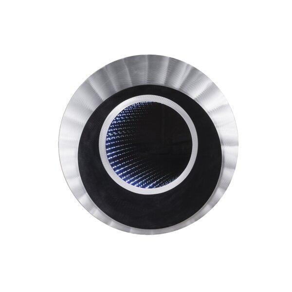 Saksena Orbital Infinity Accent Mirror by Orren Ellis