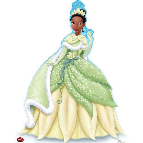 Tiana Holiday - Disney Cardboard Standup by Advanced Graphics