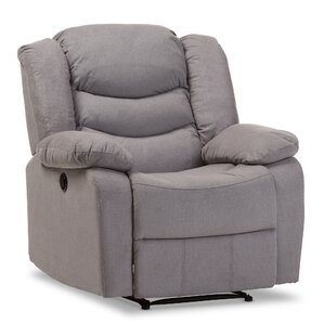 Baxton Studio Power Recliner by Wholesale Interiors