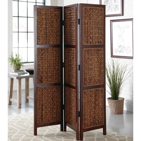 Hackney 3 Panel Room Divider by Bay Isle Home