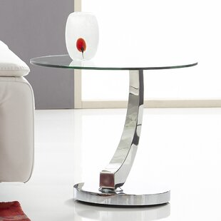 Allure End Table By Bellini Modern Living