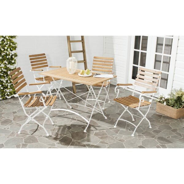 Lawndale 5 Piece Dining Set by Safavieh