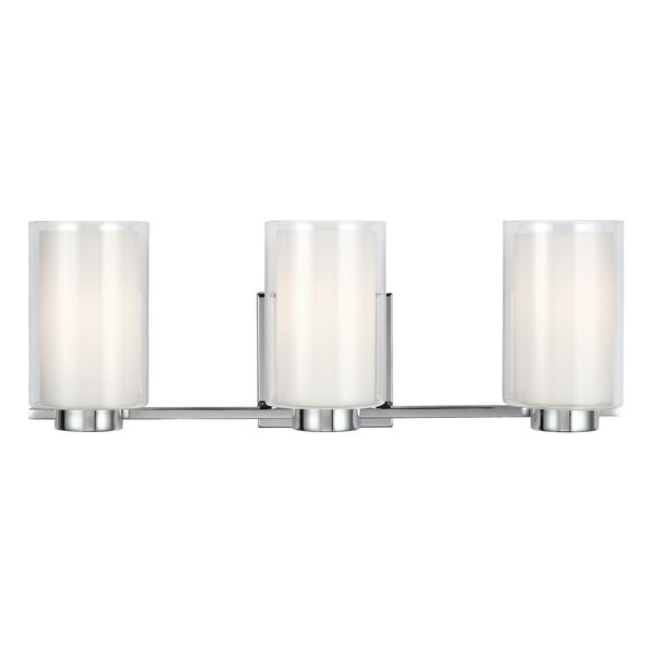 Esmeralda 3-Light Bath Vanity Light by Latitude Run