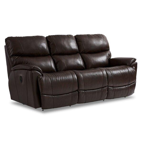 Trouper Reclining 85'' Pillow Top Arm Sofa By La-Z-Boy