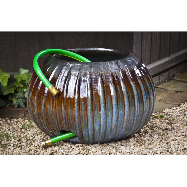 Bristow Ribbed Hose Pot by Campania International